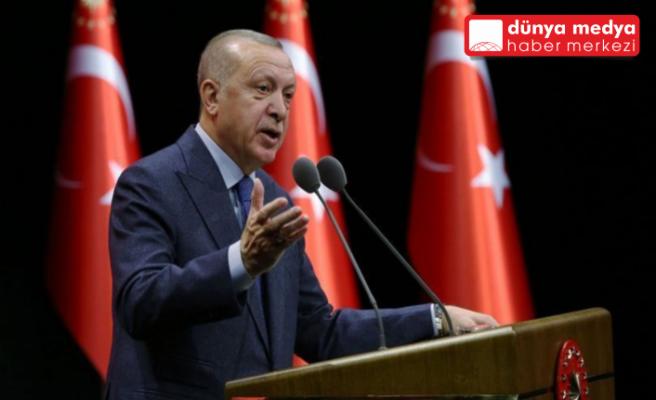 Cumhurbaşkanı Erdoğan'dan Medya ve İslamofobi Sempozyumu'nda açıklamalar
