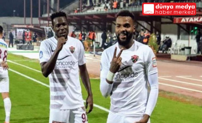 Hatay'ın golcüleri   Beşiktaş'a bileniyor!