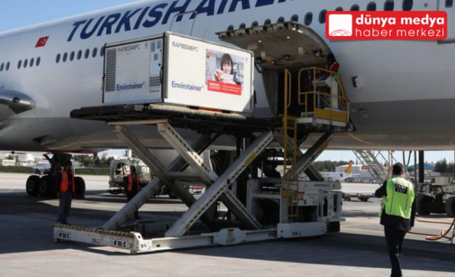 Sinovac Aşıları Türkiye'ye Geldi!