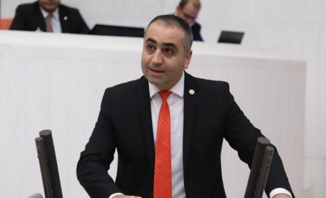 MHP'li Kaşıkçı, Turunçlu Arıtma Tesisi'nin şehir dışına taşınmasını talep etti