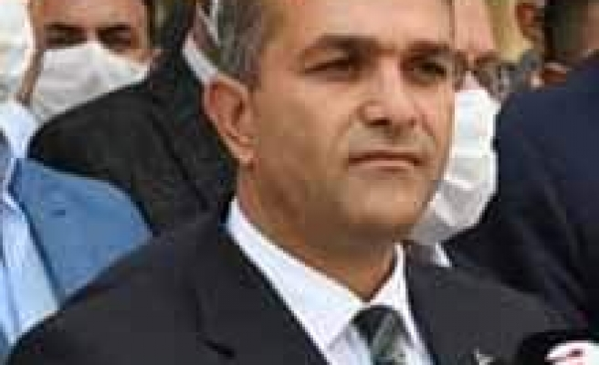 """Ak Parti Hatay İl Başkanı Adem Yeşildal:   """"İskenderun'un il olması gündemimizde yok"""""""