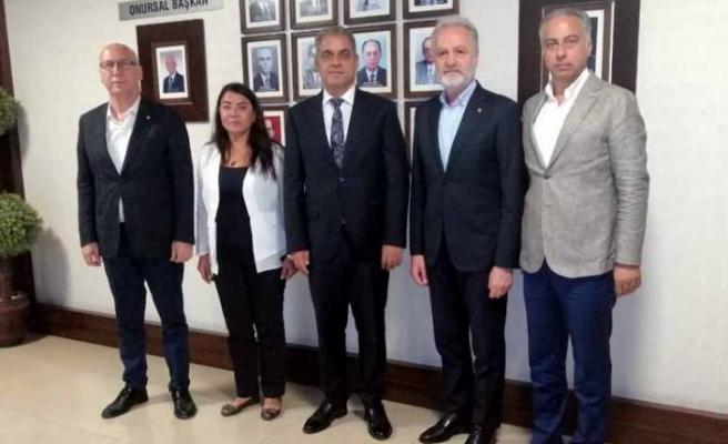 Başsavcı Çelikkol'den İTSO'ya Nezaket Ziyareti