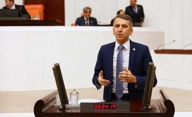 CHP Hatay Milletvekili Serkan Topal   Hatay Salçasını TBMM Gündemine Taşıdı