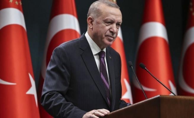 Cumhurbaşkanı Erdoğan Açıkladı... Bayram Tatili 9 Gün!