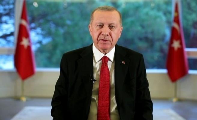 Cumhurbaşkanı Erdoğan'dan Bayram Mesajı!