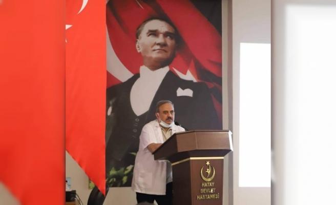 """Dr. Bayrakçıoğlu: """"Vatandaşa en iyi sağlık hizmetini sunmak için çalışıyoruz"""""""