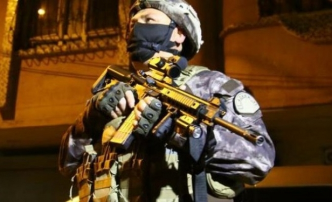 Hatay'da yakalanan terör örgütü   YPG/PKK üyesi tutuklandı