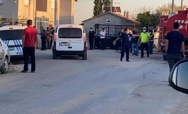Konya'da Korkunç Katliam! 7 Ölü!