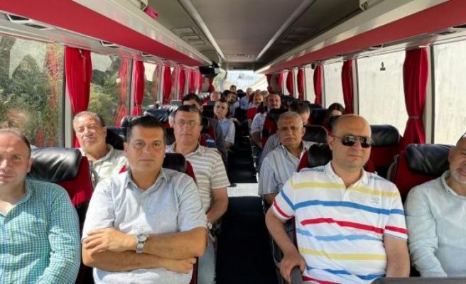 Turizmin Üst Düzey Yöneticileri Hatay'da Bir araya Geldi