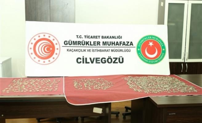 HATAY'DA TARİHİ ESER  OPERASYONU!