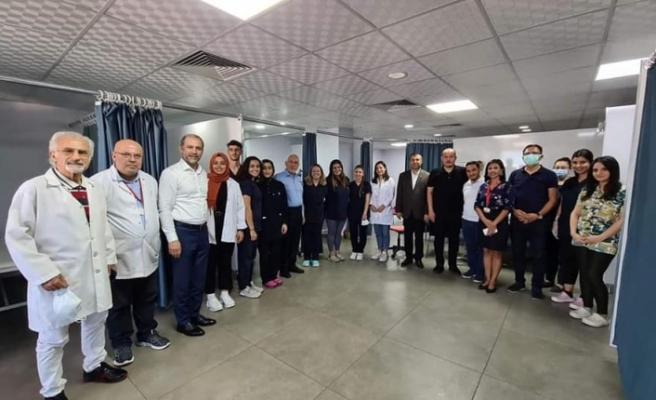 AK Parti Heyetinden MD/PARK Tıp Merkezi'ne Teşekkür Ziyareti