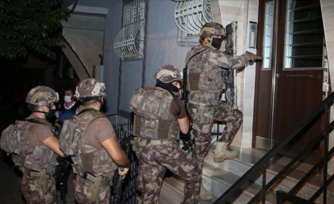 Ankara'da terör operasyonu: 23 gözaltı!