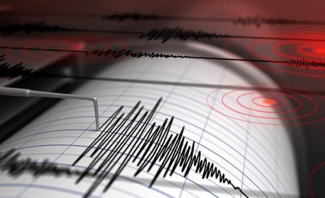 Arsuz'da 3,9   büyüklüğünde deprem!