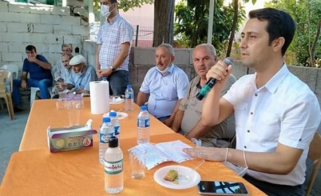 Erzin'de 10 mahalle  'Kırsal Mahalleye' dönüş istiyor