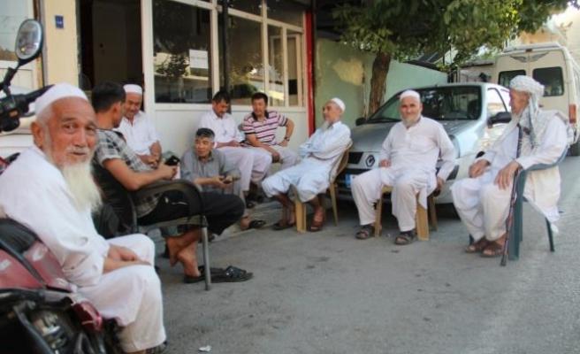 Hatay'daki Özbekler Afganistan'ın   huzura kavuşmasını istiyor