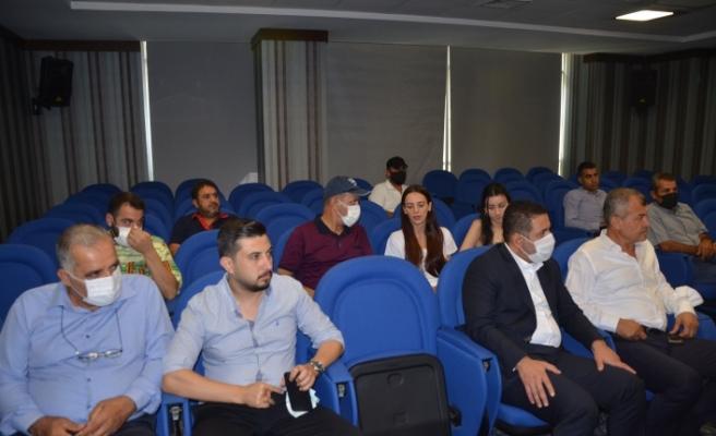 İTSO Üyelerine  Tarımsal Hibelerle İlgili   Bilgilendirme Toplantısı Yapıldı