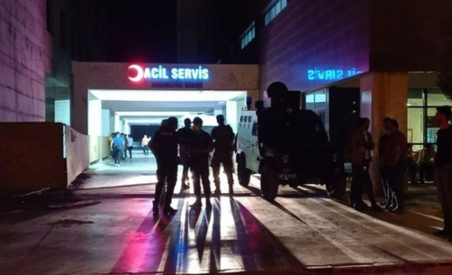 Mardin'de operasyon başlatıldı,   sokağa çıkma yasağı ilan edildi