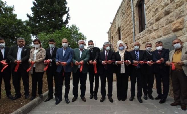 Reyhanlı'da Cemil Meriç   Kültür Evi'nin restorasyonu tamamlandı
