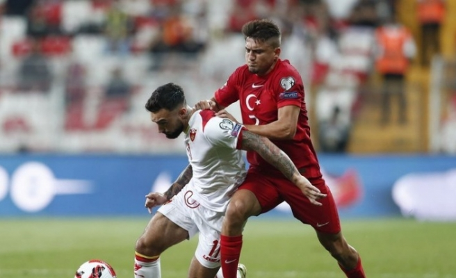 Türkiye: 2 - Karadağ: 2 | MAÇ SONUCU