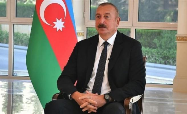 Azerbaycan Cumhurbaşkanı Aliyev'den İran'a tepki