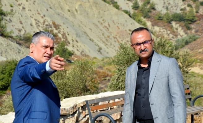 """Belen Belediye Başkanı   İbrahim Gül: """"HİZMET İÇİN VARIZ"""""""