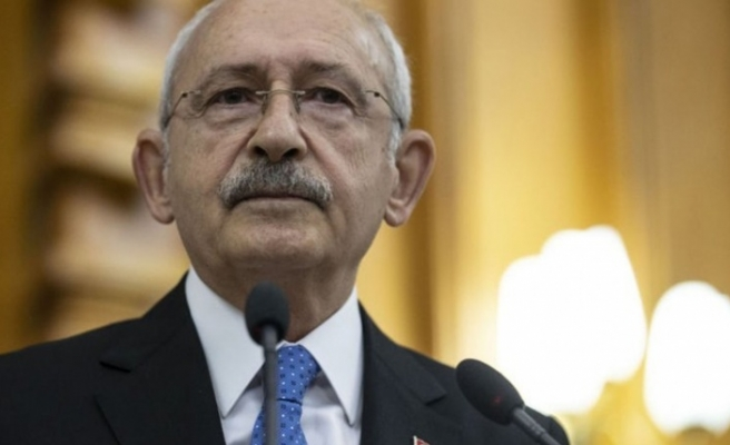 CHP lideri Kılıçdaroğlu: Türkiye'nin   yol temizliğine ihtiyacı var