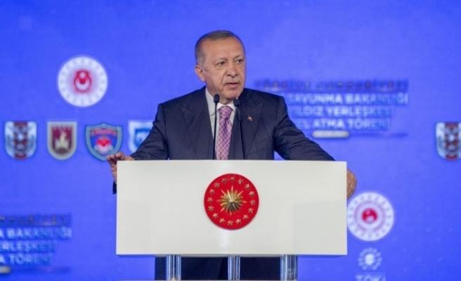 Cumhurbaşkanı Erdoğan,   Kriter Dergisi'ne mülakat verdi