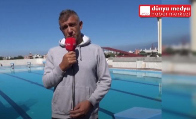 İskenderun Yüzme İhtisas Kulübü, milli   sporcu yetiştirebilmek için destek bekliyor