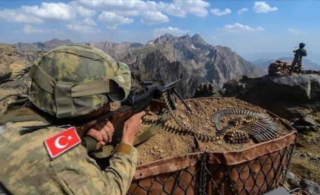 MSB: Terör örgütü PKK/KCK'ya Irak'ın kuzeyinde güçlü bir darbe daha indirildi