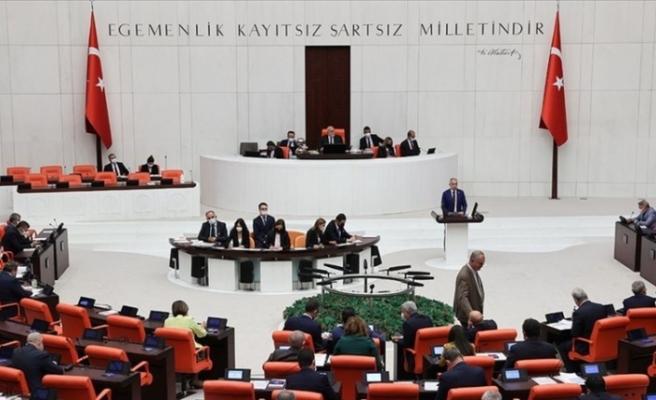 Paris Anlaşması Kanun Teklifi    tüm partilerin oy birliği ile kabul edildi