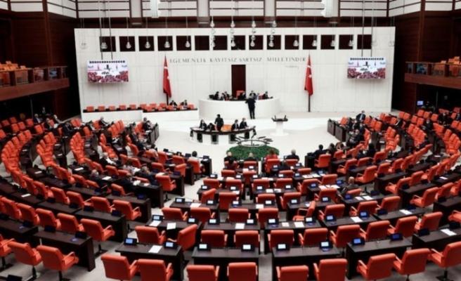 Vergi kanunları düzenlemesi TBMM   Genel Kurulunda kabul edildi