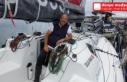 Yelkenci Tolga Pamir, Türkiye'nin dört denizini...