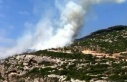 SAMANDAĞ'da makilik alanda yangın çıktı