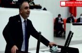 Kaşıkçı'dan TBMM'de Uygur Uyarısı