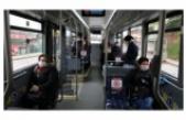 Toplu taşıma araçlarında yüzde 50 taşıma zorunluluğu kaldırıldı