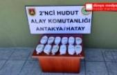 HATAY, VAN VE HAKKARİ'DE UYUŞTURUCU OPERASYONU!