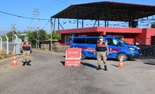 Hatay'da mahalle karantinaya alındı