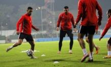 Hatayspor, BB Erzurumspor maçının hazırlıklarını sürdürdü!