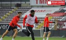 Atakaş Hatayspor Başakşehir maçının hazırlıklarına başladı