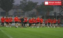 Atakaş Hatayspor Alanyaspor Maçının Hazırlıklarına Başladı!