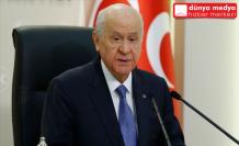 MHP Lideri Bahçeli  Erdoğan'ı Arayarak Tebrik Etti