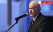 """MHP Lideri Bahçeli'den Kıbrıs Rum Kesimi'ne: """"Alçaklar, korkaklar, günahkarlar..."""""""