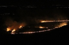 Hatay'da yangın! 25 hektarlık alan zarar gördü
