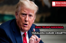 Irak Trump Hakkında Yakalama Kararı Çıkarttı!