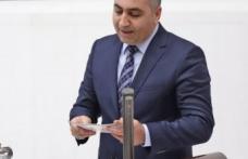 """İNŞAAT MÜHENDİSLERİ ODASI'NDAN   MHPLİ KAŞIKÇI'YA """"GARİP"""" SORUŞTURMA"""