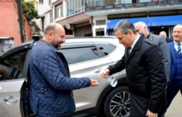 Belen Belediye Başkanı İbrahim Gül; Tokalaşmayalım,...