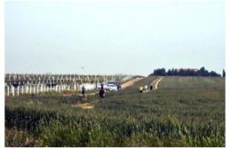 Tekirdağ'a tarla yollarından gitmek isteyen sürücüler yakalandı
