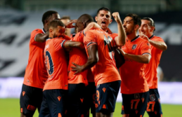 Süper Lig'de şampiyon Başakşehir