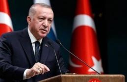 Cumhurbaşkanı Erdoğan'dan Merkez Bankası'nın faiz artırımına ilk yorum