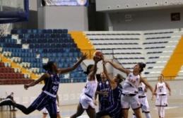 Kadınlar Basketbol Süper Ligi: Çukurova Basketbol: 86 Hatay Büyükşehir Belediyespor: 67